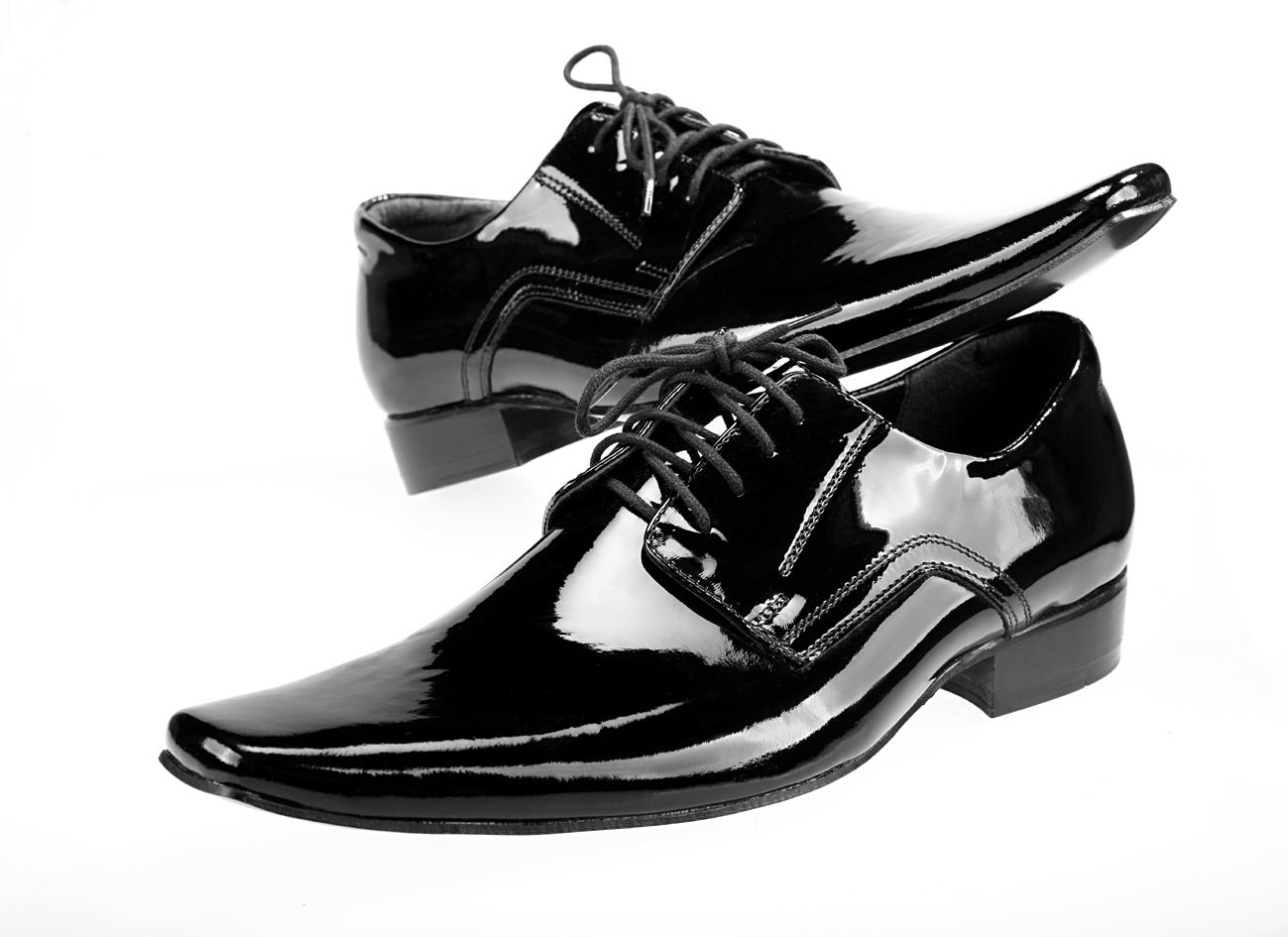 520b2af9e9 TOPOBUV - Pánska spoločenská obuv 070 01 Nero vernice