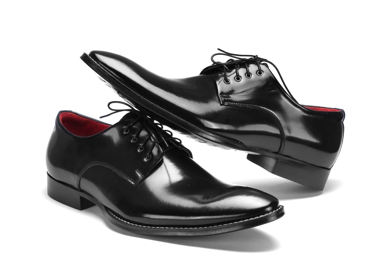 7f30def6f8 TOPOBUV - Pánska spoločenská obuv 514 01 Nero florentic