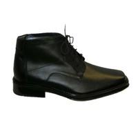 ... Pánske kožené zimné topánky 090 958025b3167