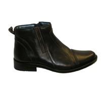 8f09fd4da5 TOPOBUV - Pánske kožené zimné topánky 157
