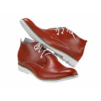 Men's Shoes CASUAL 375/11 Rosso arcadia